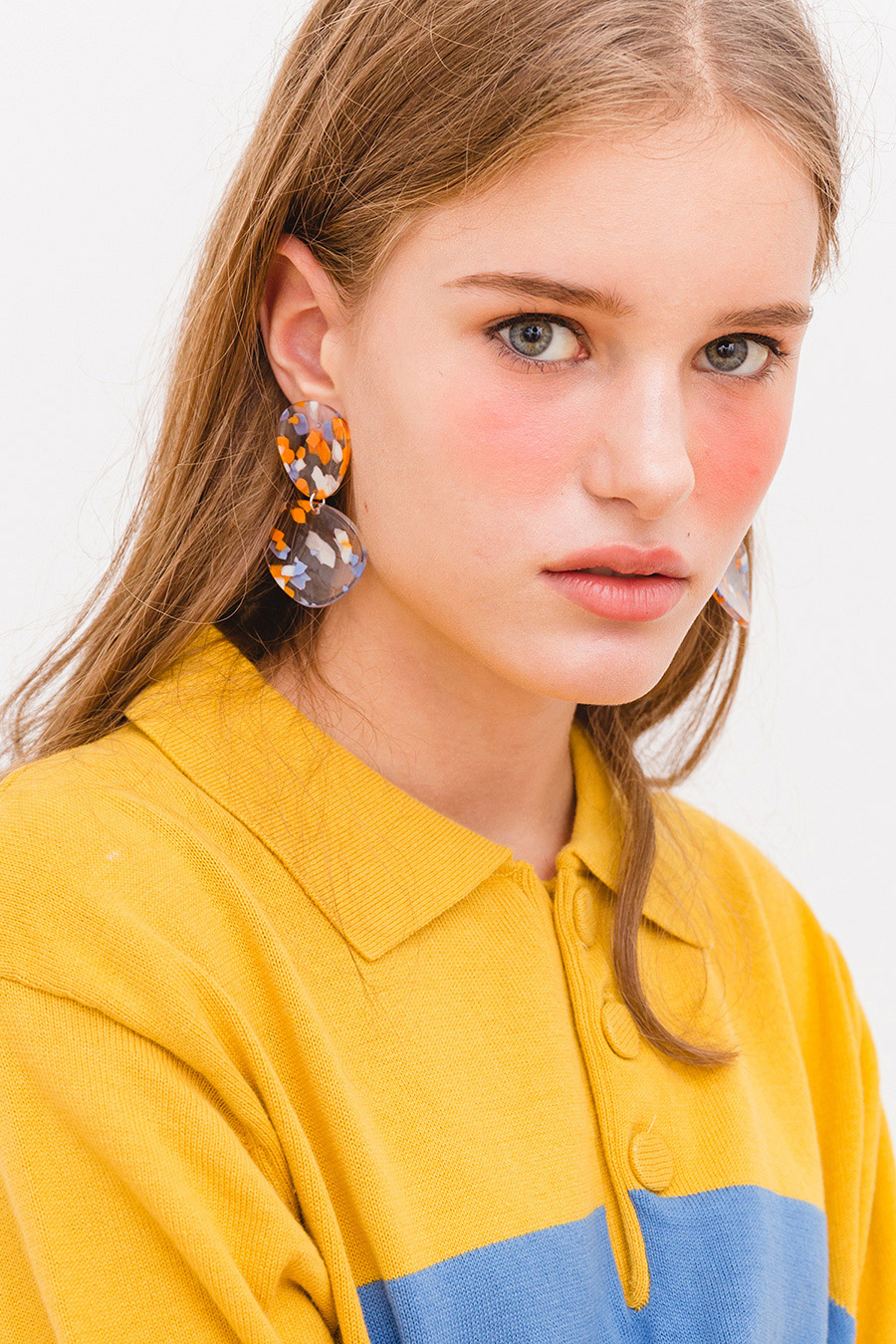 *BO* KLARAH EARRING - SPRINKLES PARTY