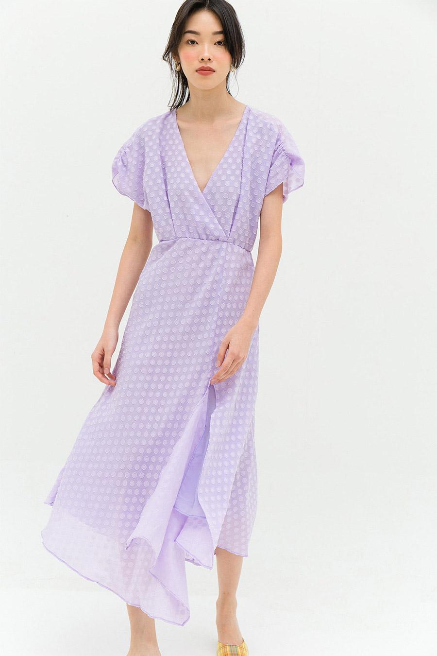 *BO* LAFAILLE DRESS - WISTERIA