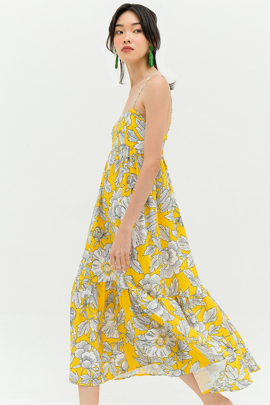 *RESTOCKED* LAJOIE DRESS - SUNRISE
