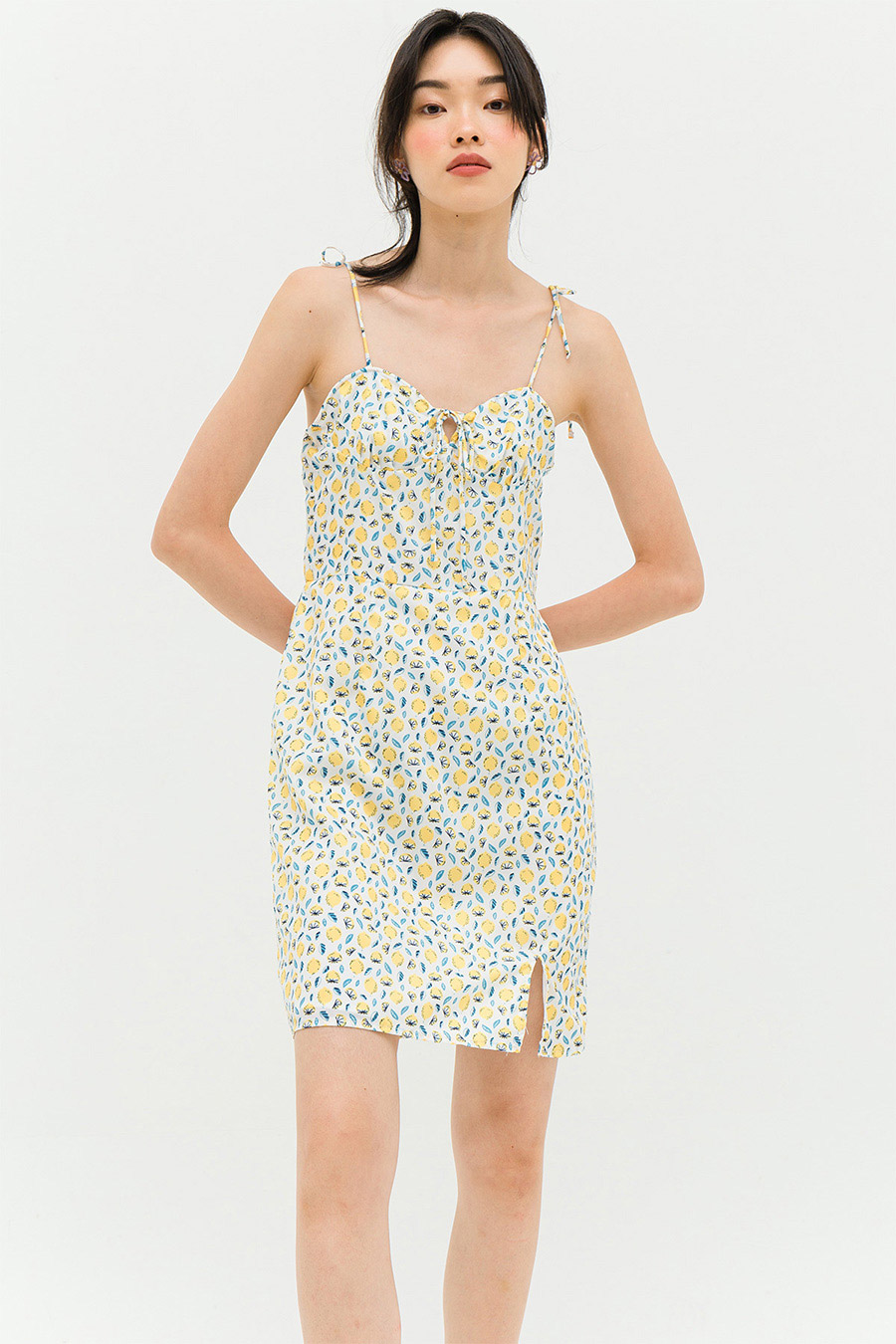 LERA DRESS - LEMONADE
