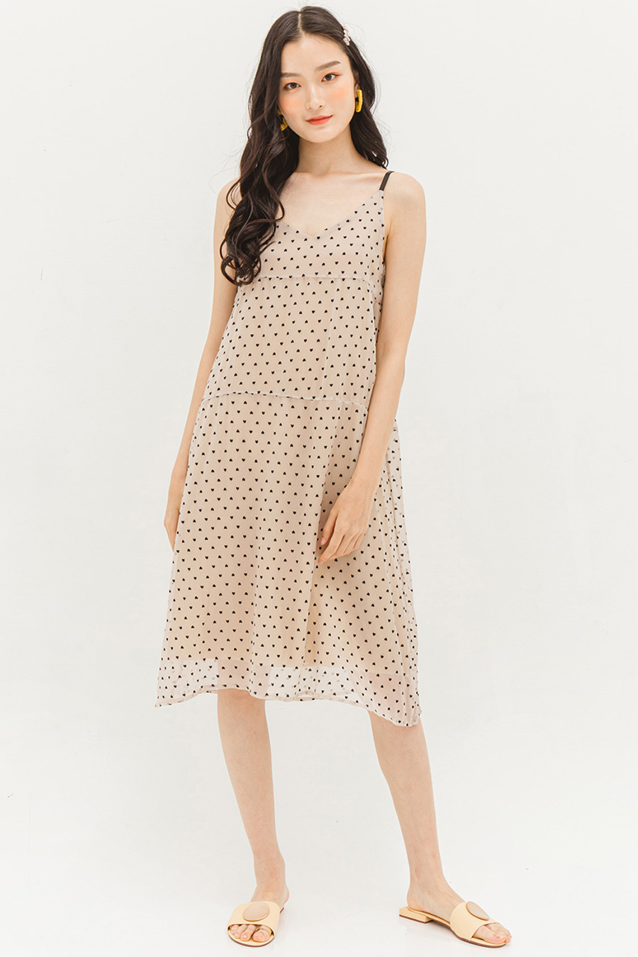 LILY DRESS - HEARTIE