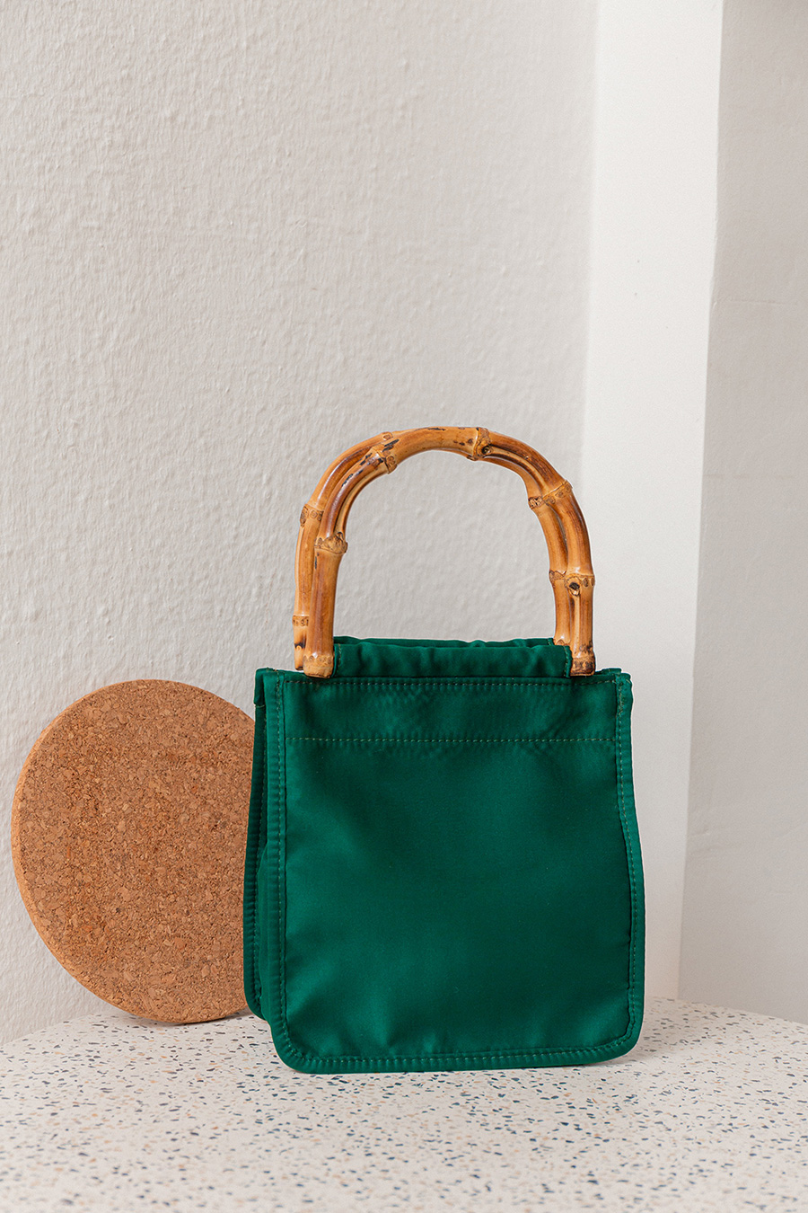 *SALE* MADISON BAG - EMERALD