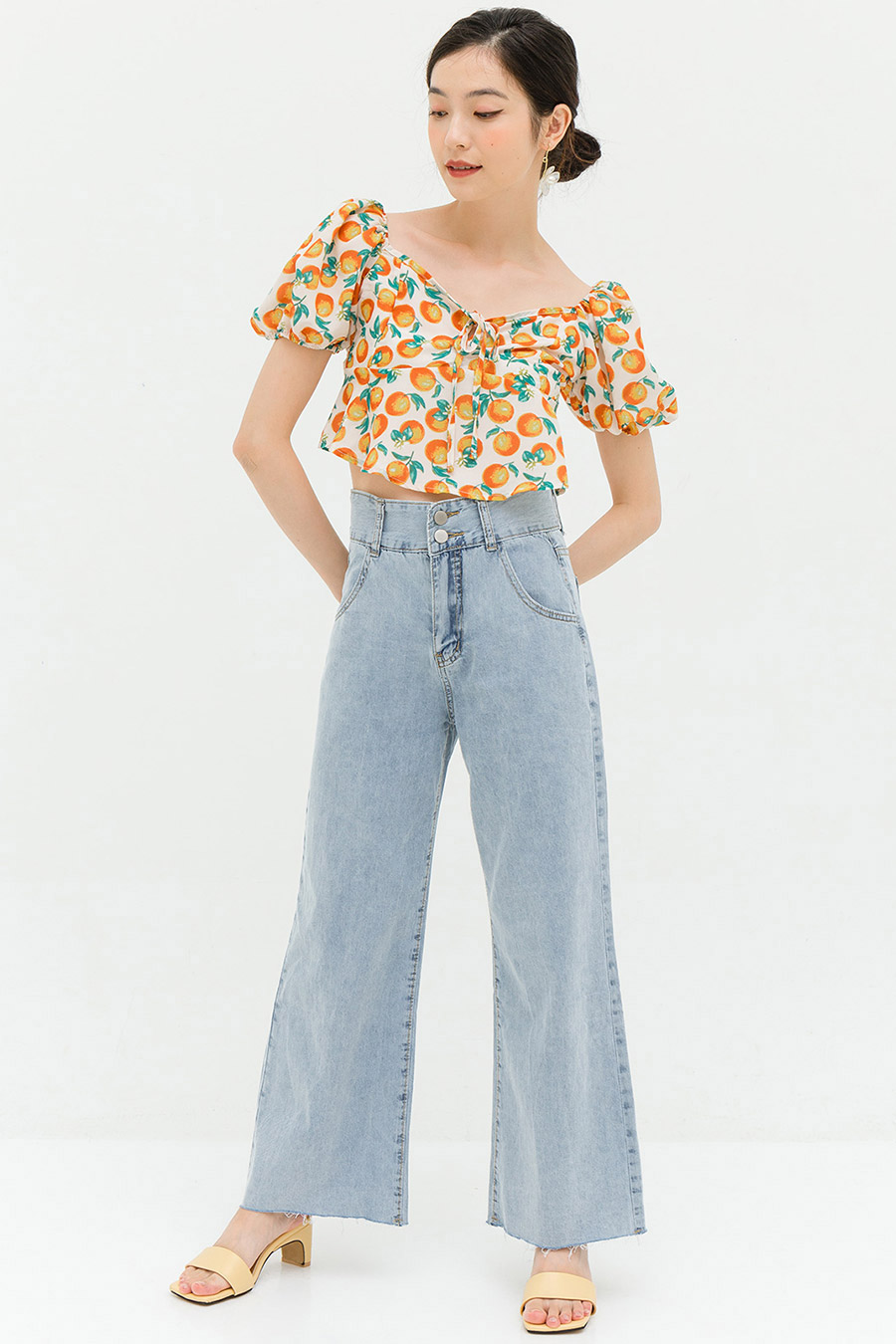 MAIA JEANS - LIGHT WASH