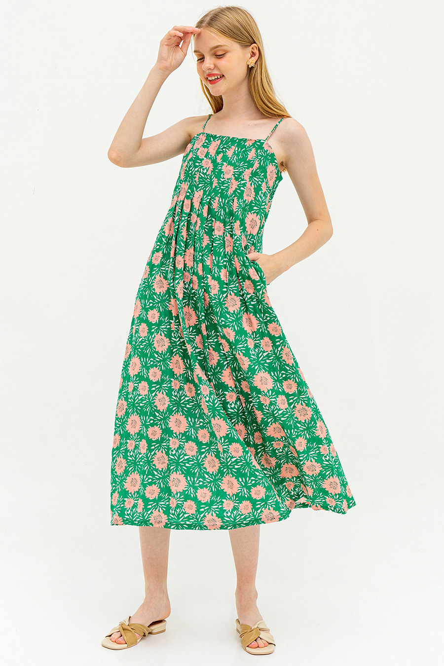 *BO* MARCELLO DRESS - SUZETTE [BY MODPARADE]