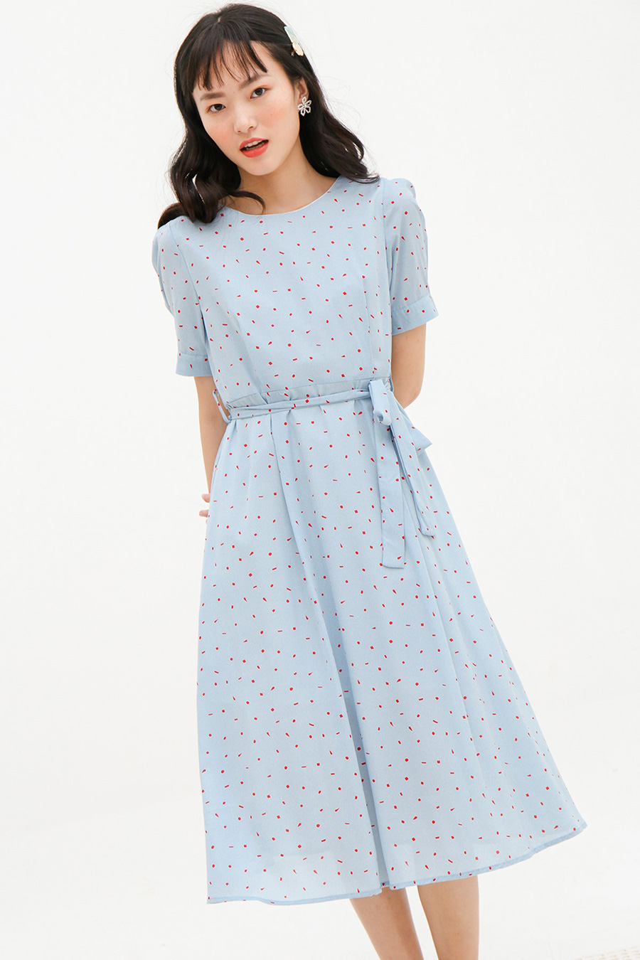 MARLENE DRESS - PERRY DOTTY