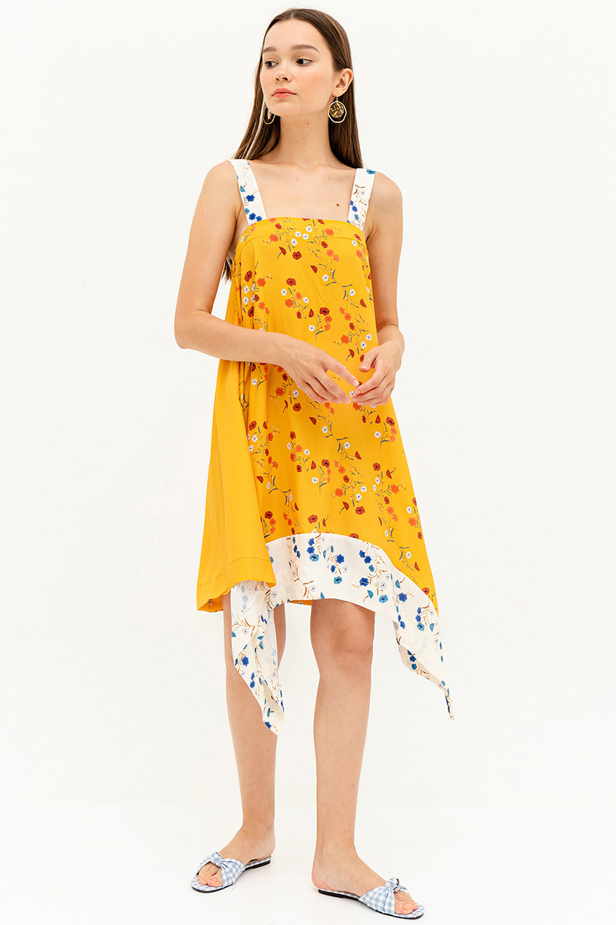 *SALE* MARLIE DRESS - MEADOW