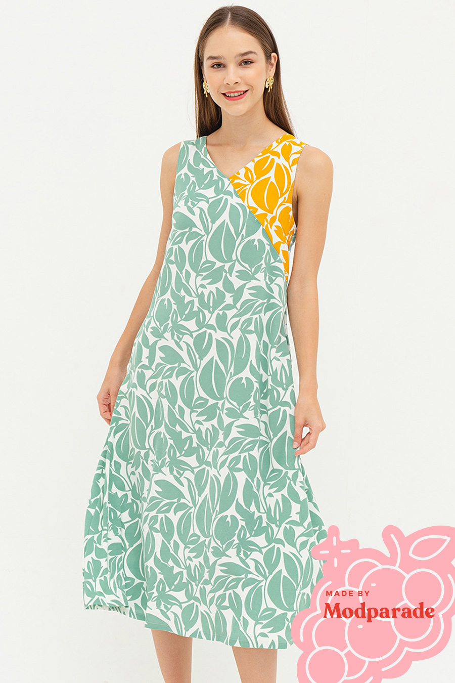 MIRIAM DRESS - TAMBARA [BY MODPARADE]