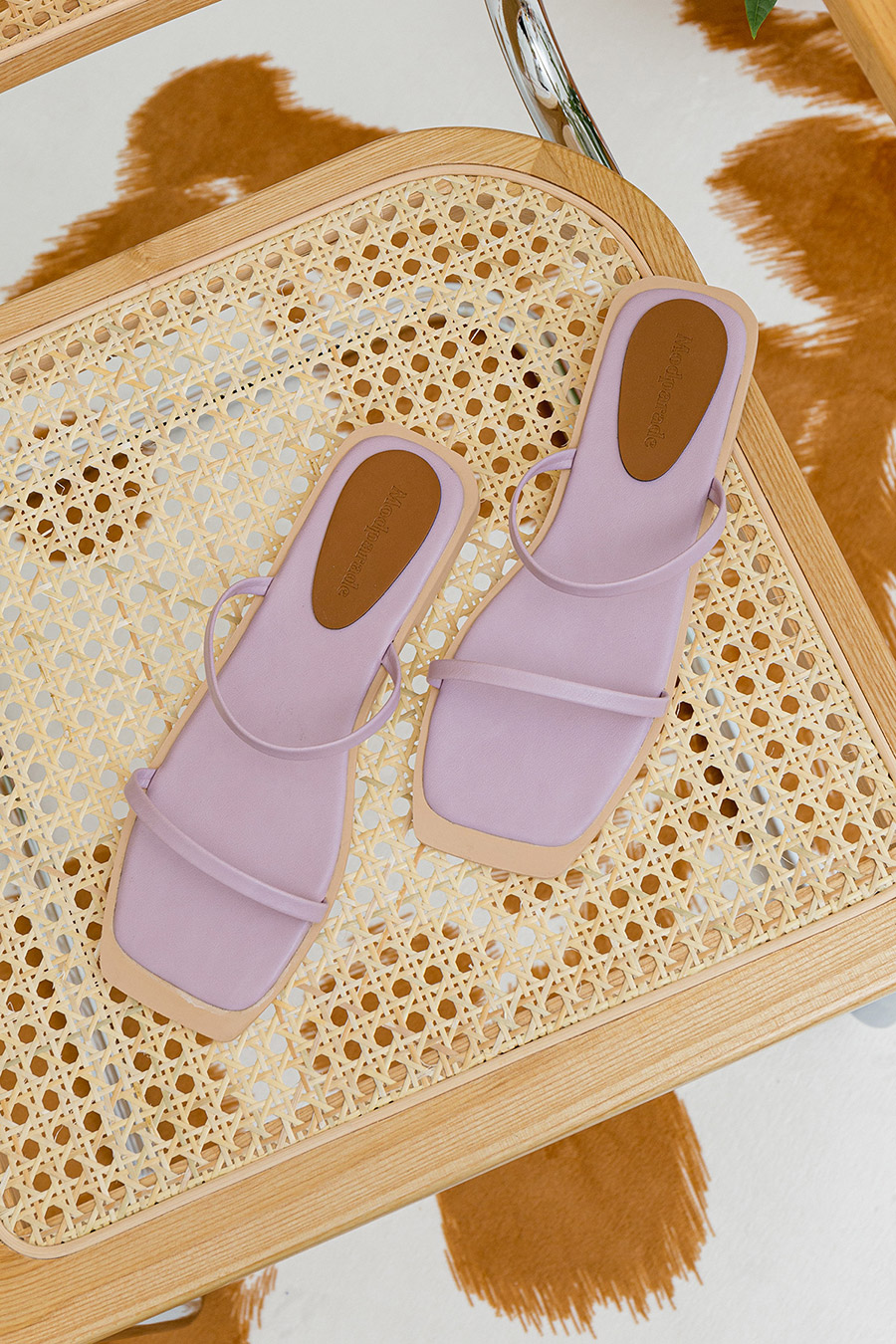 NORA SHOES - LAVENDER
