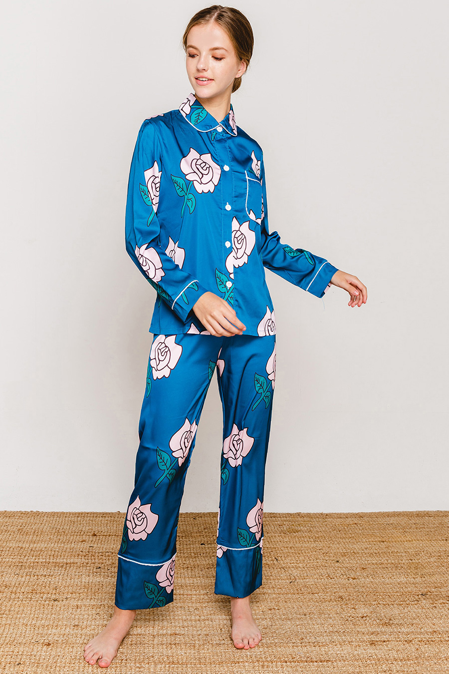 *SALE* PALOMAS 2PC SET PJS - BETTY FLEUR