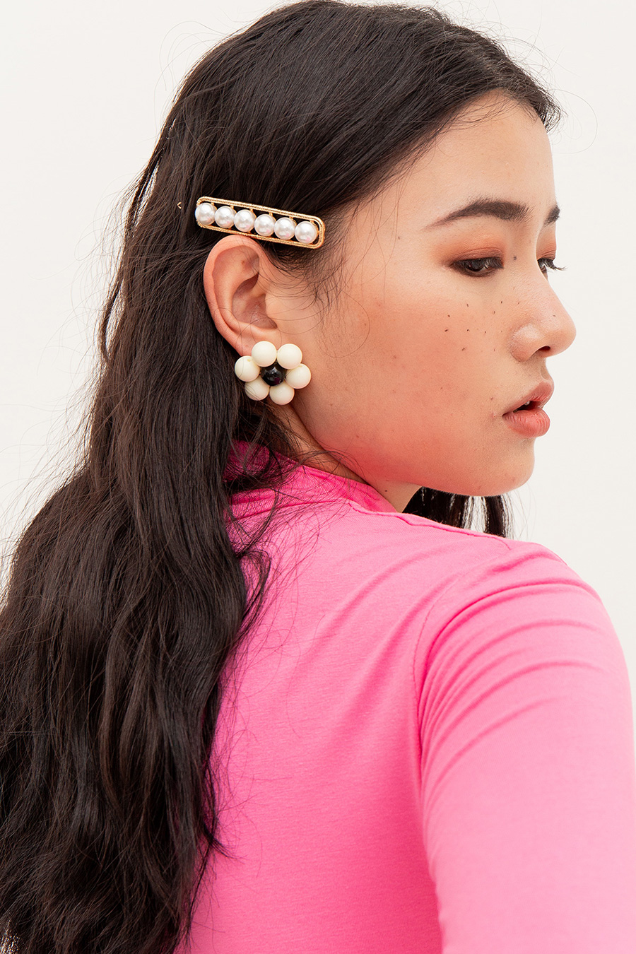 *RESTOCKED* PAULETTE HAIRCLIP - GOLD