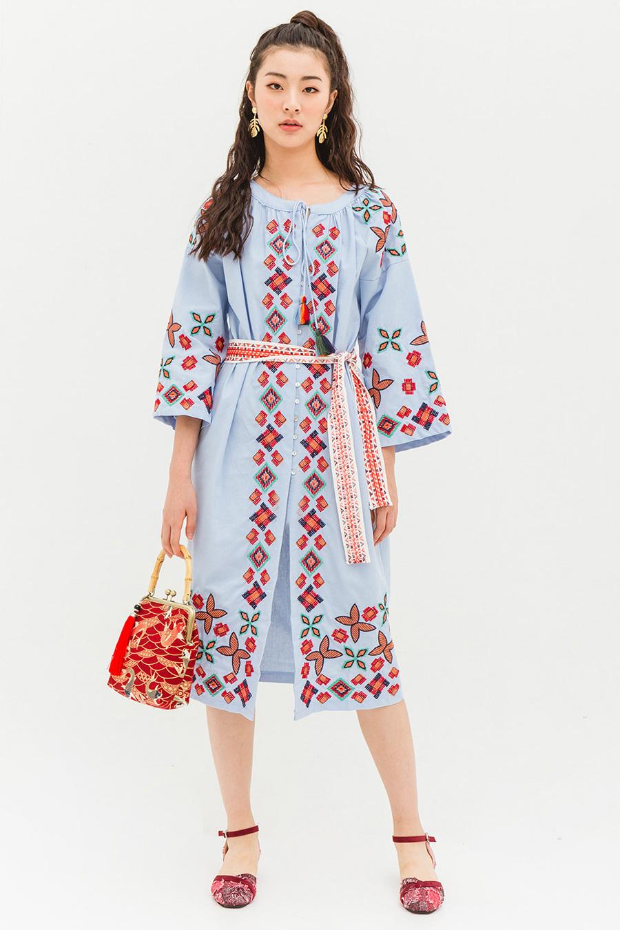 PENELOPE DRESS - SUZANI