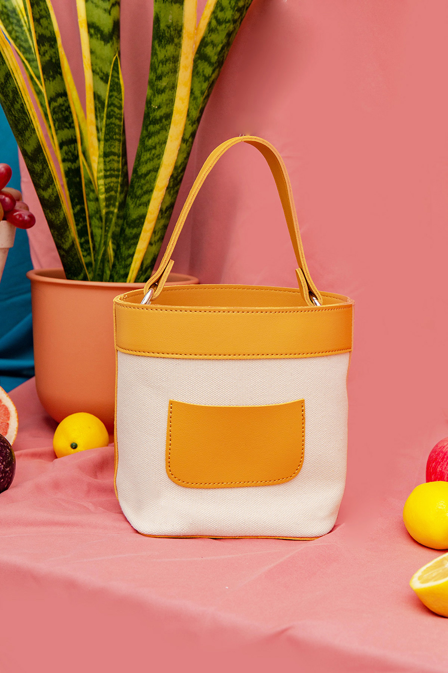 *SALE* PHILBERT BAG - MARIGOLD