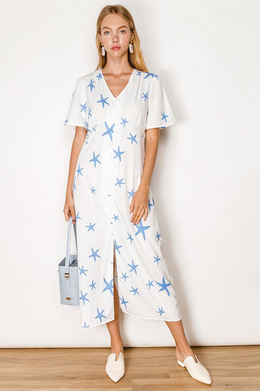 PIA DRESS - STARFISH