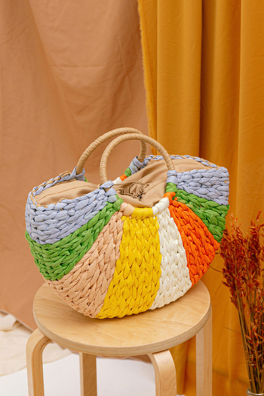 *BO* POUSSIN BAG - SUNRISE