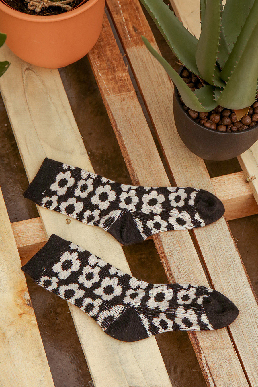 QUETTE SOCKS - GARLAND