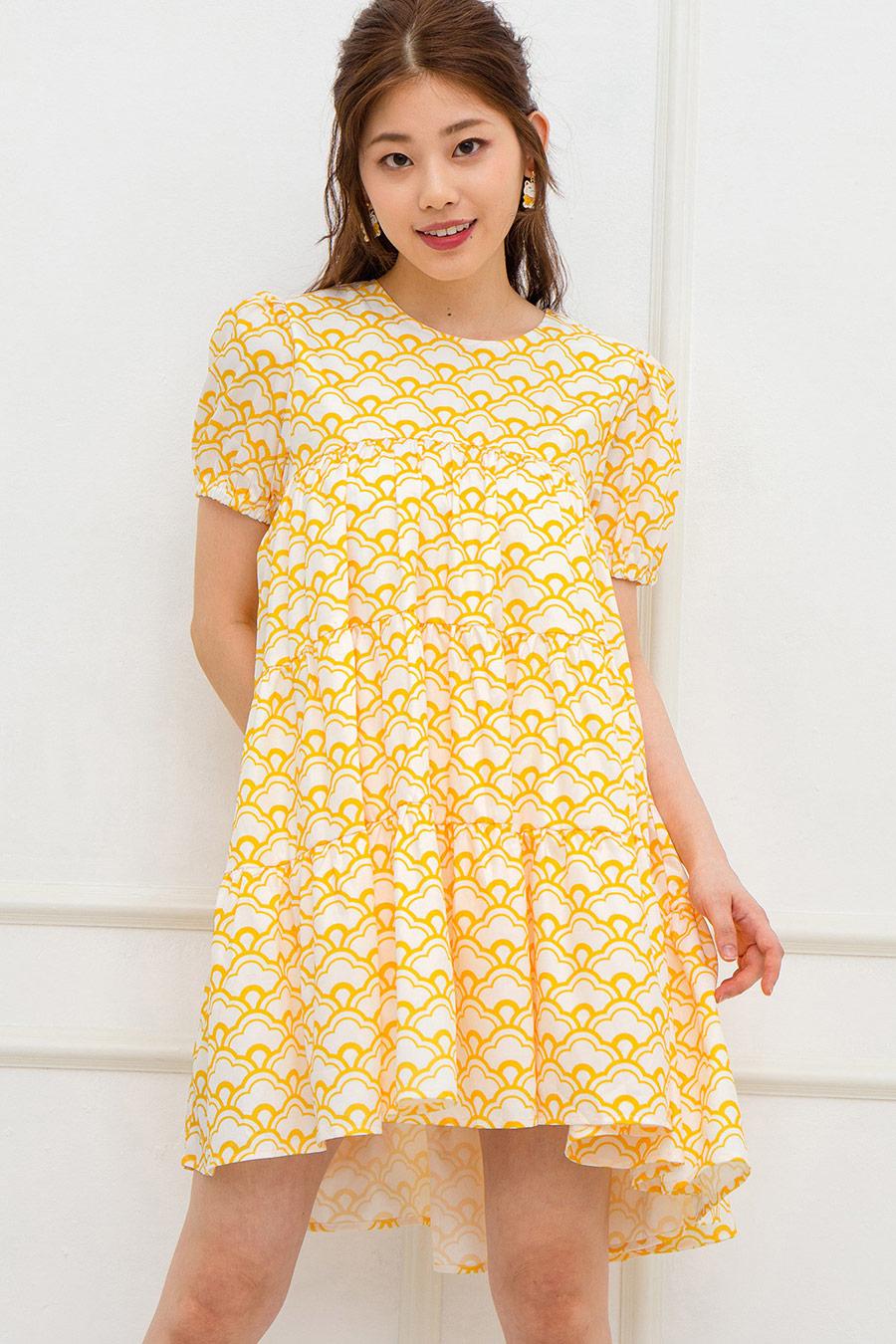 REGINA DRESS - KAIGARA [BY MODPARADE]