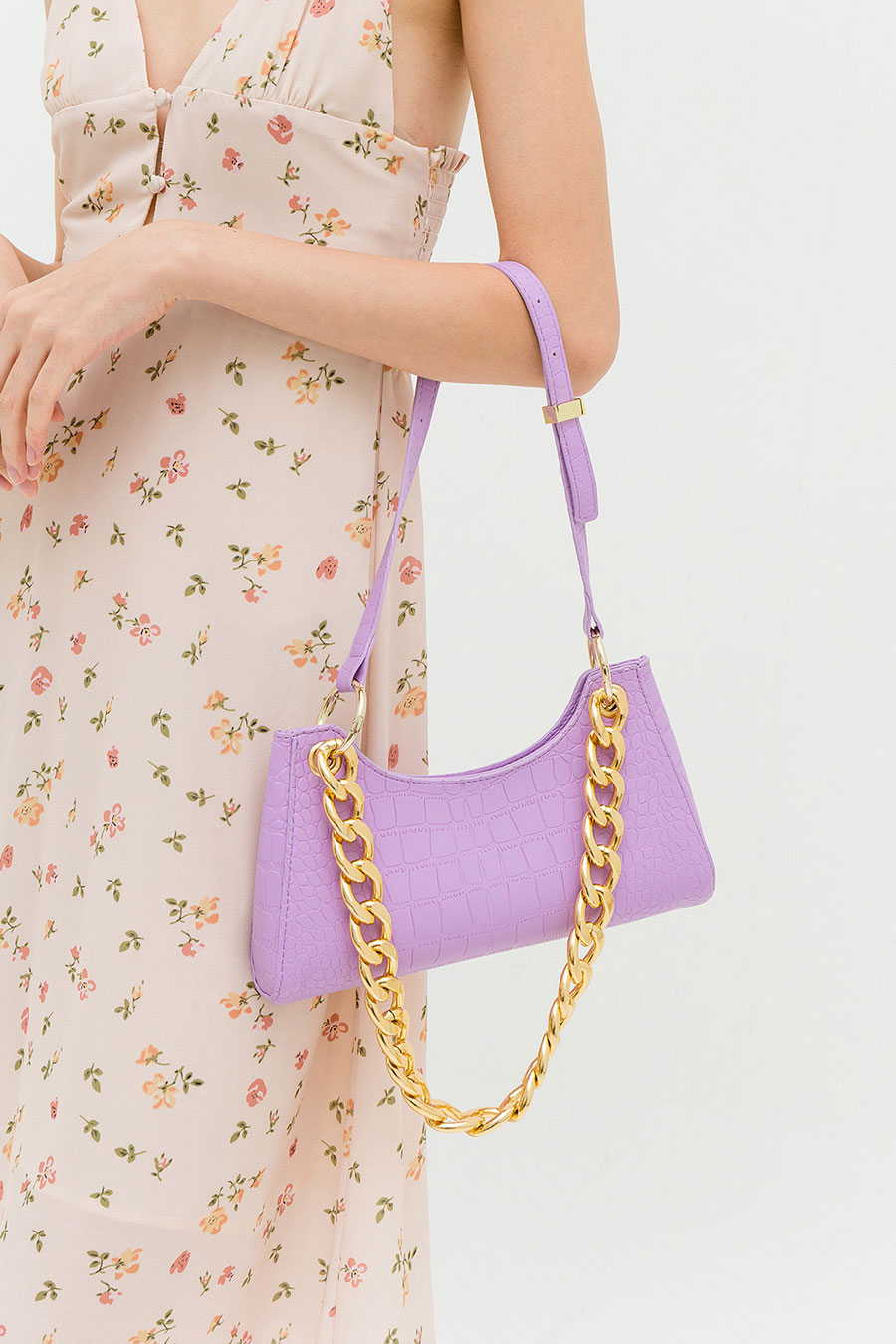 *SALE* RENEE BAG VER 2 - LILAC