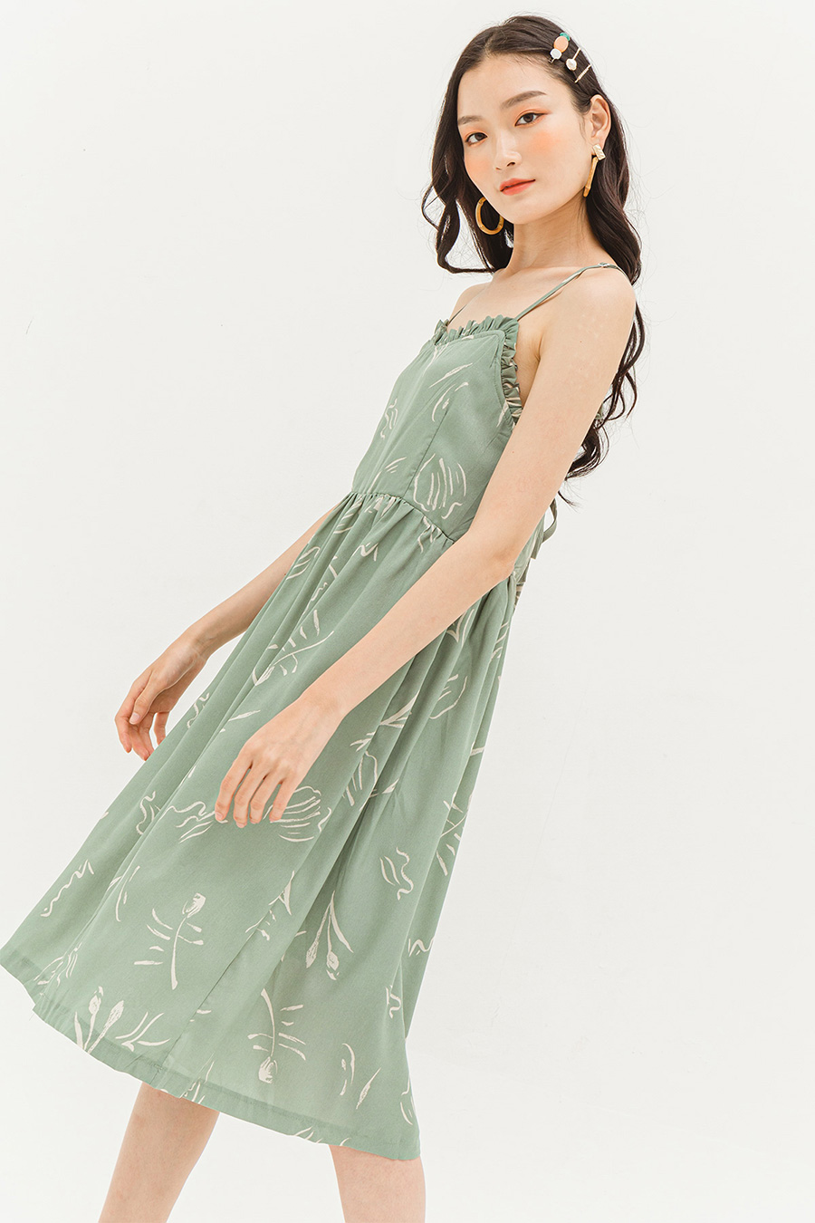 ROEL DRESS - DOODLE