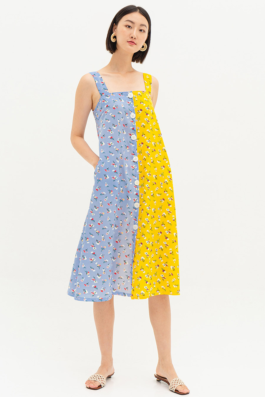 SAKYA DRESS - KIKYO [BY MODPARADE]