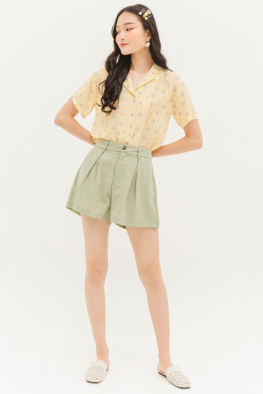 SEZAN TOP - SPECKLES