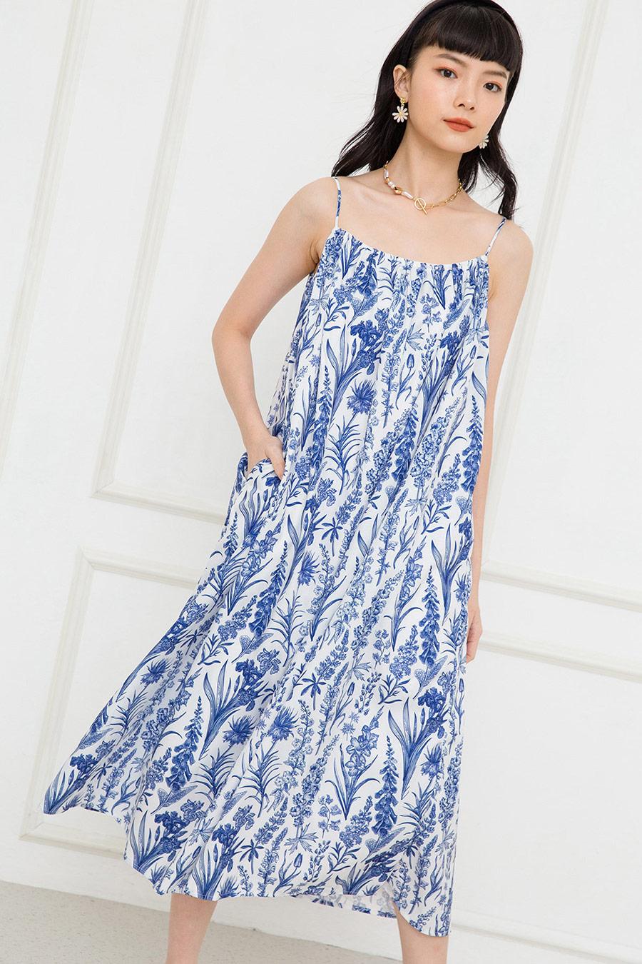SIGRID DRESS - BOTANY DAWN [BY MODPARADE]
