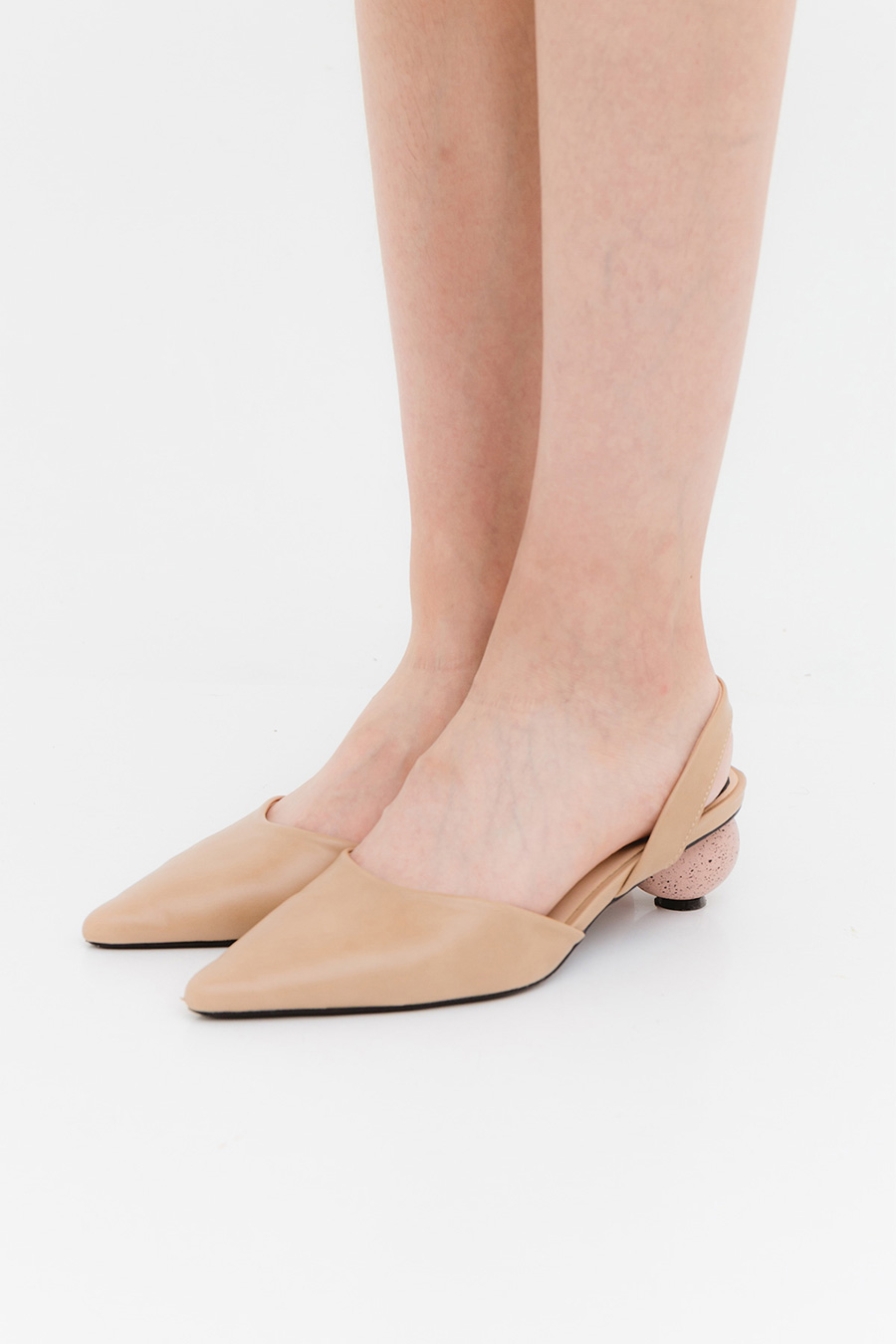 *SALE* SURYO SHOES - NUDE