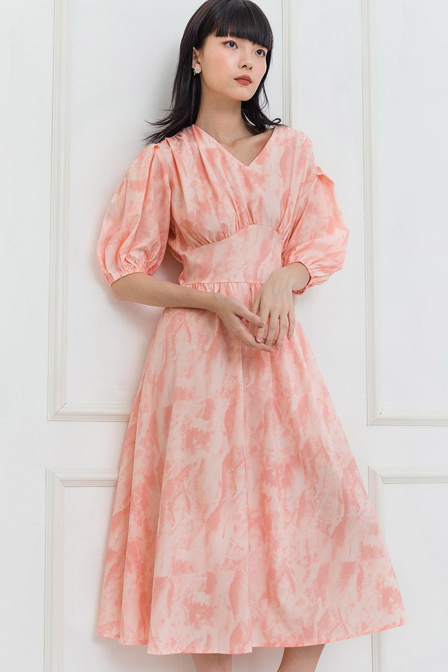 TANITH DRESS - SHERBERT