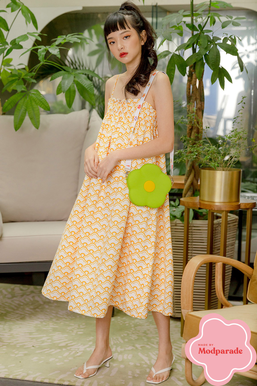 *BO* THYGE DRESS - KAIGARA [BY MODPARADE]