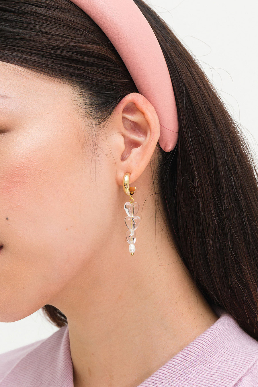 VALENTINA EARRING - GOLD