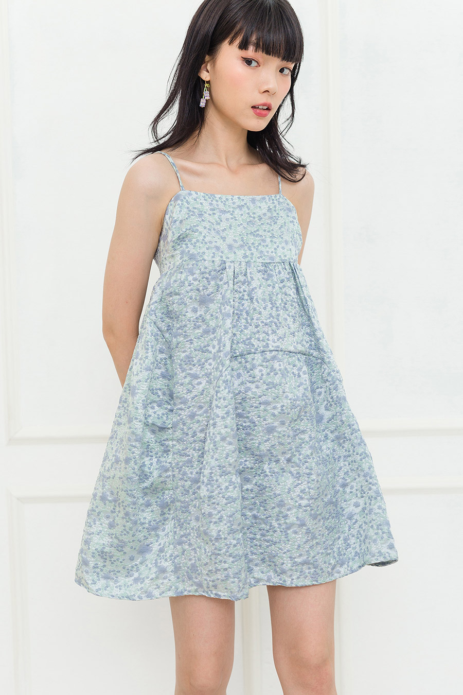 *BO* WALTON DRESS - STARLIGHT