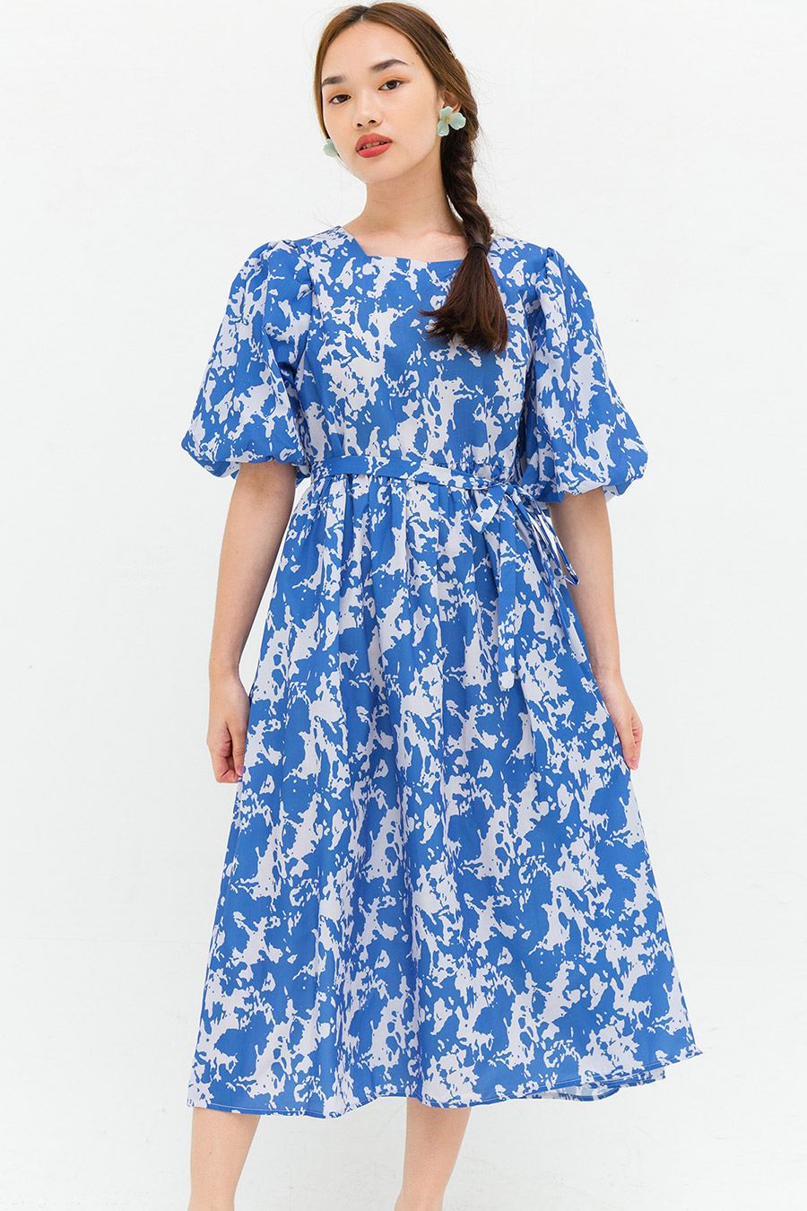 WELCH DRESS - LAGOON